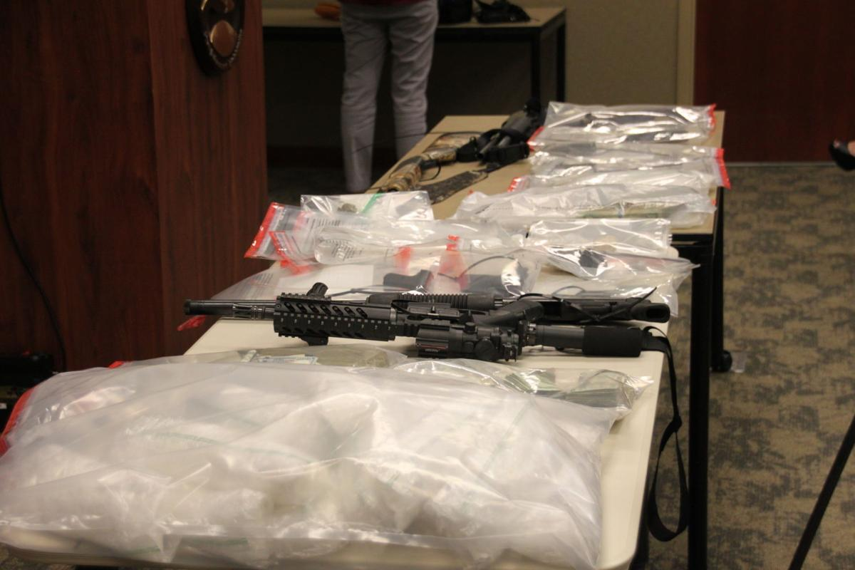 Investigation in St  Francois Co  leads to 39 arrests