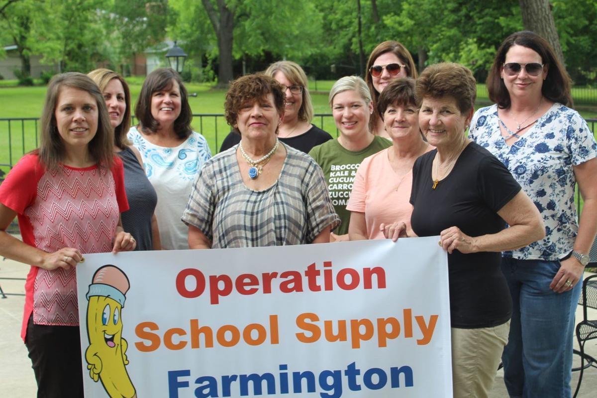 Operation School Supply to help elementary children