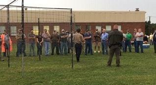 MU Extension Hosts Feral Hog Trap Demonstation