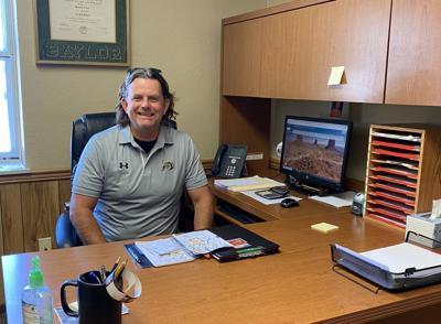 Fredericktown Superintendent Brett Reutzel
