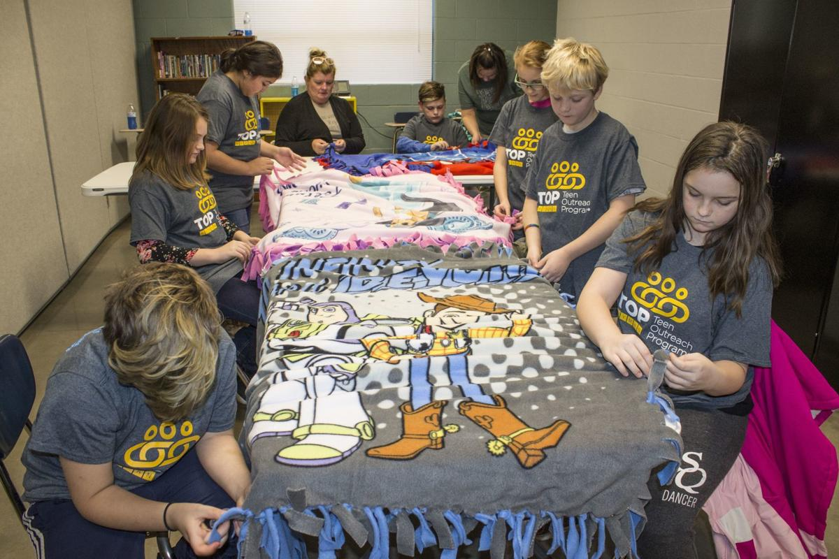Teen Outreach Program looks to new year of fun and learning