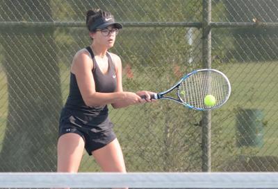 Potosi at Farmington tennis