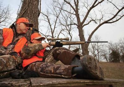 Deer hunt youth hunt