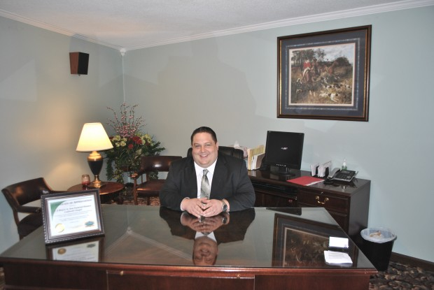 New look for former Caldwell Funeral Home | Daily Journal