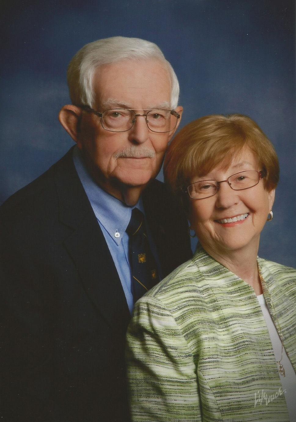 James and Reba Long Celebrate 60th Wedding Anniversary
