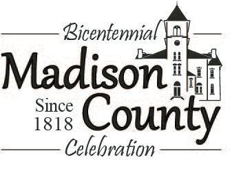 Madison County Bicentennial Logo