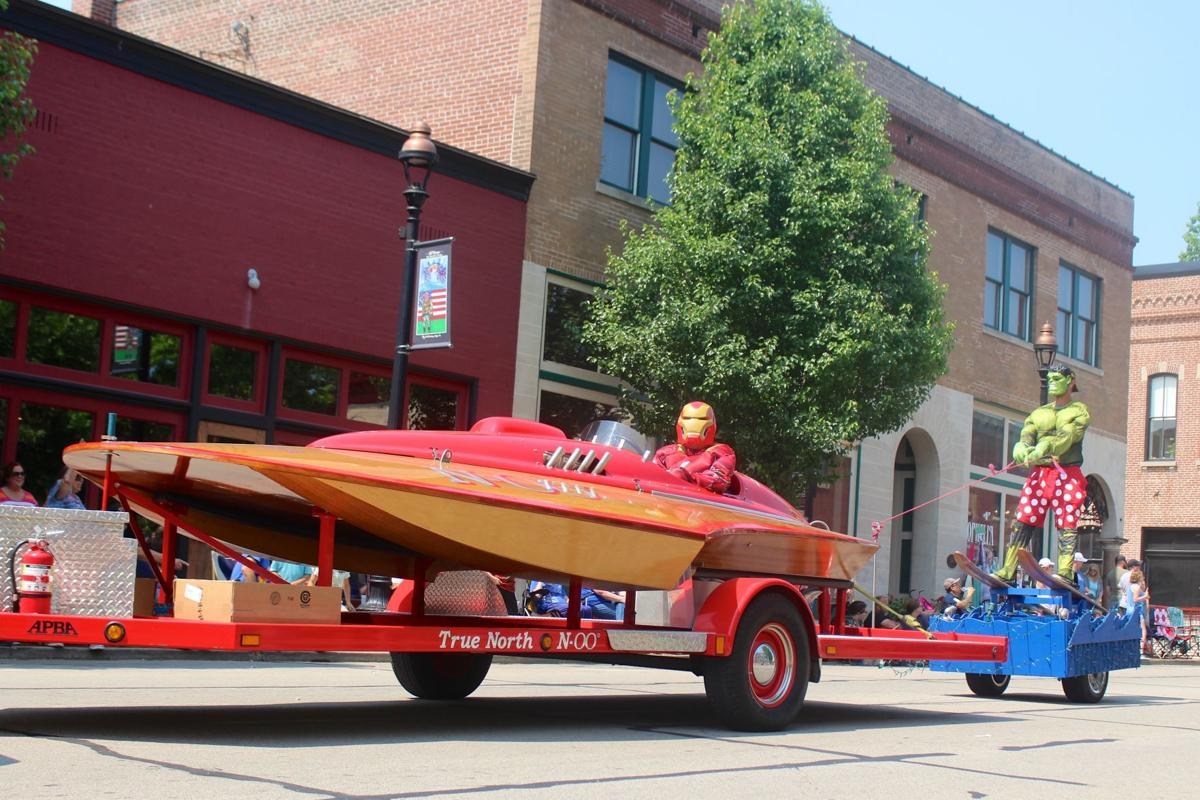 ServPro Country Days Parade Winners