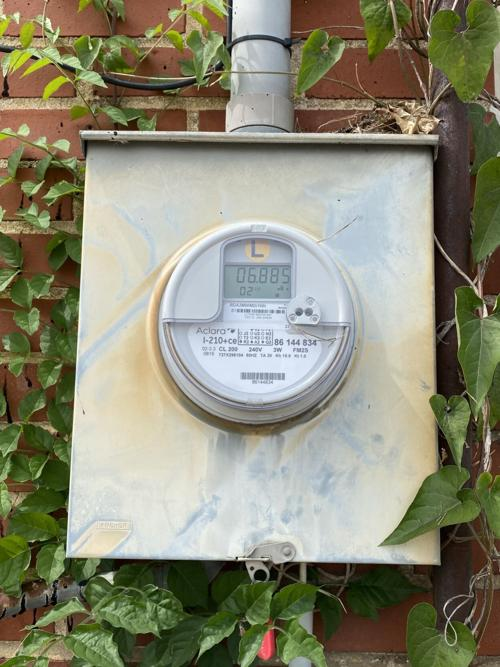 City of Fredericktown Electric Meters