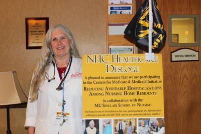 Nurse practitioner earns national award