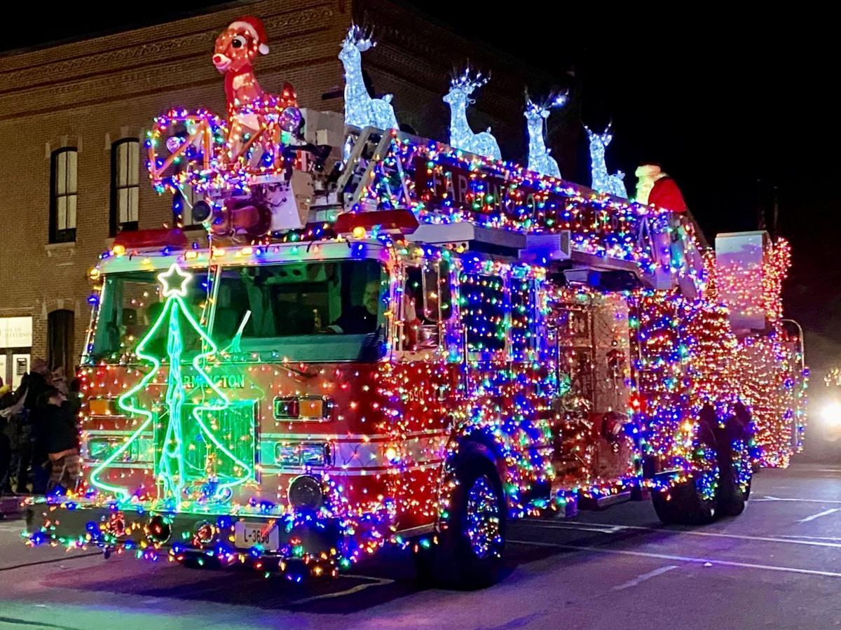 FARMINGTON CHRISTMAS PARADE IS COMING!