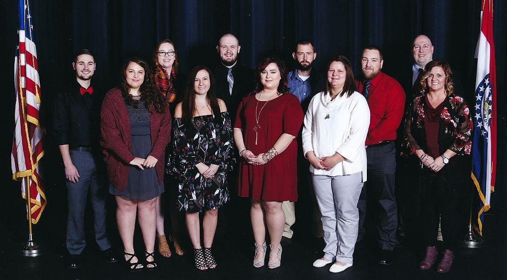 Paramedic Program holds graduation