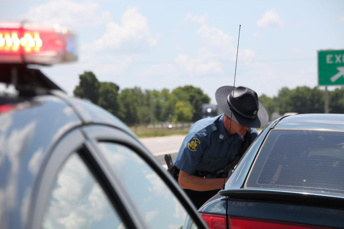 Patrol urges safety this weekend