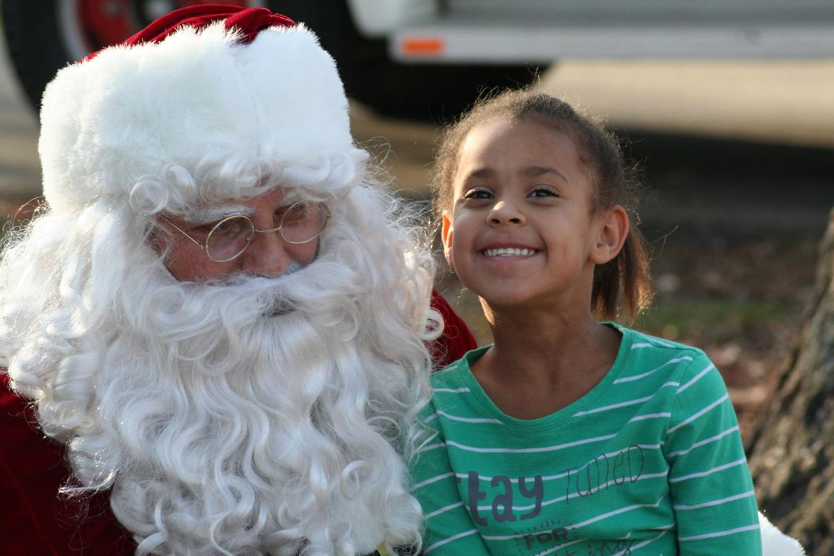Christmas in the Park sparks Holiday Spirit