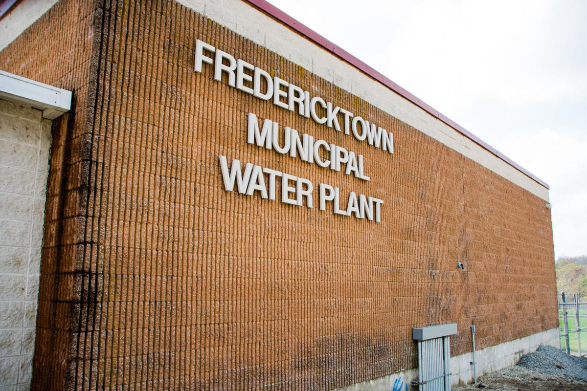 Fredericktown Municipal Water Plant