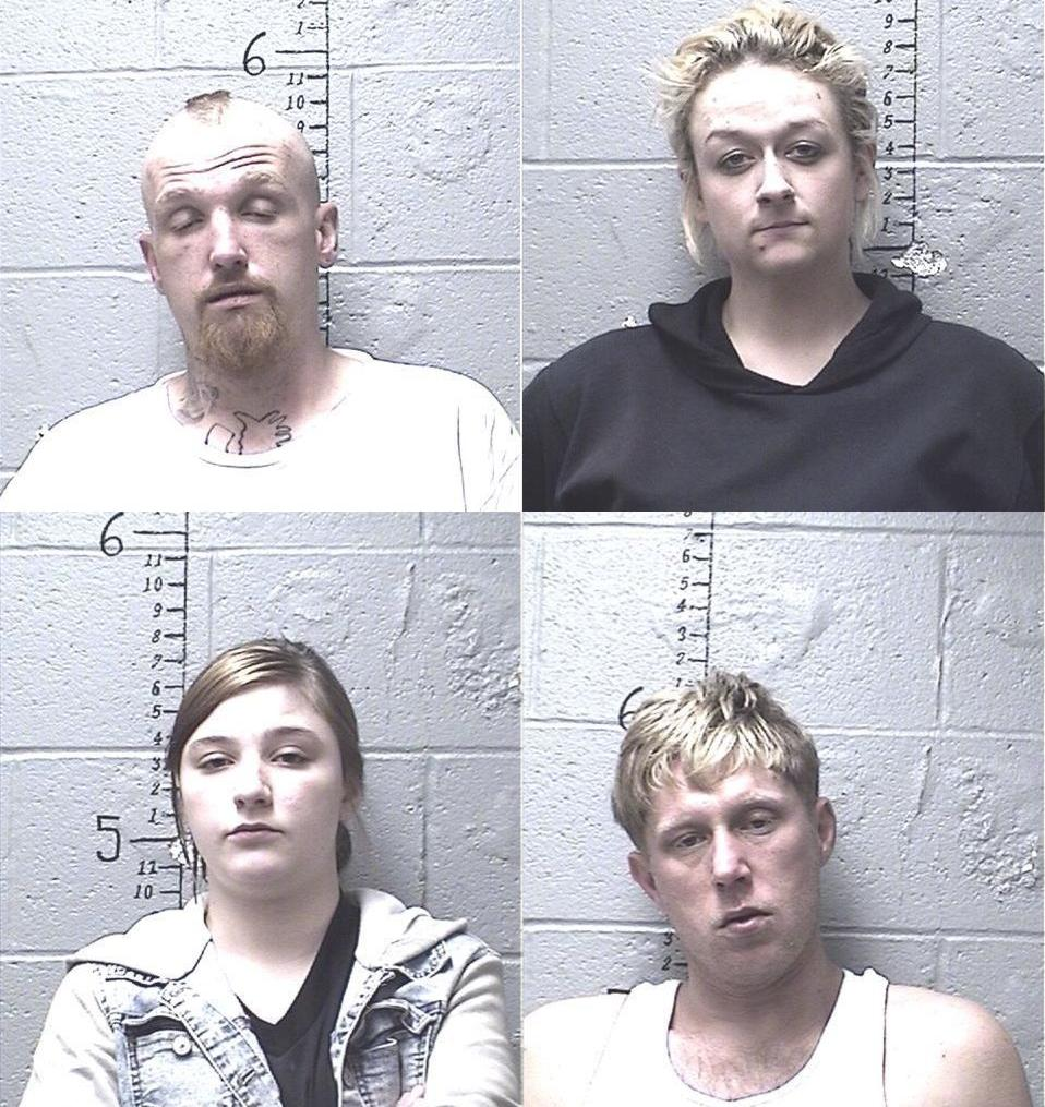Four charged after Beanie Baby heist