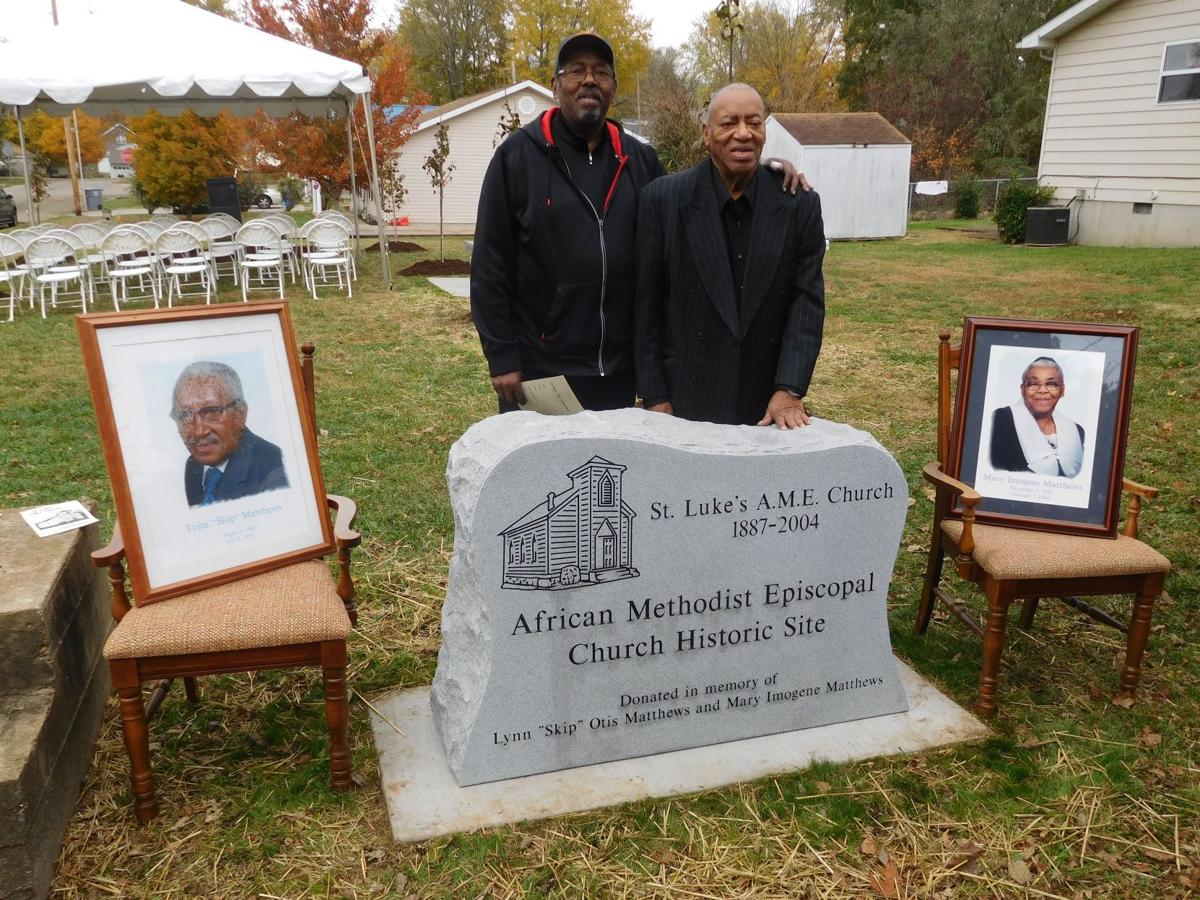 Park dedication ceremony honors history (copy)