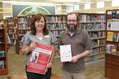O'Leary book club in Farmington