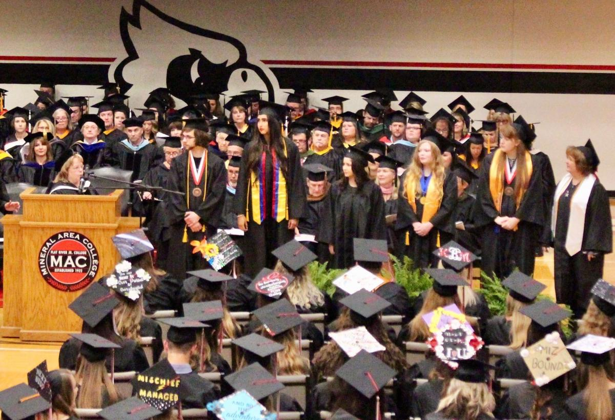250 graduate at MAC commencement