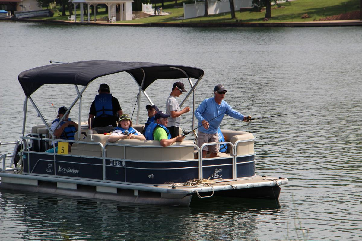 Gateway Sports Guild hosts Annual Kids Fishing Day