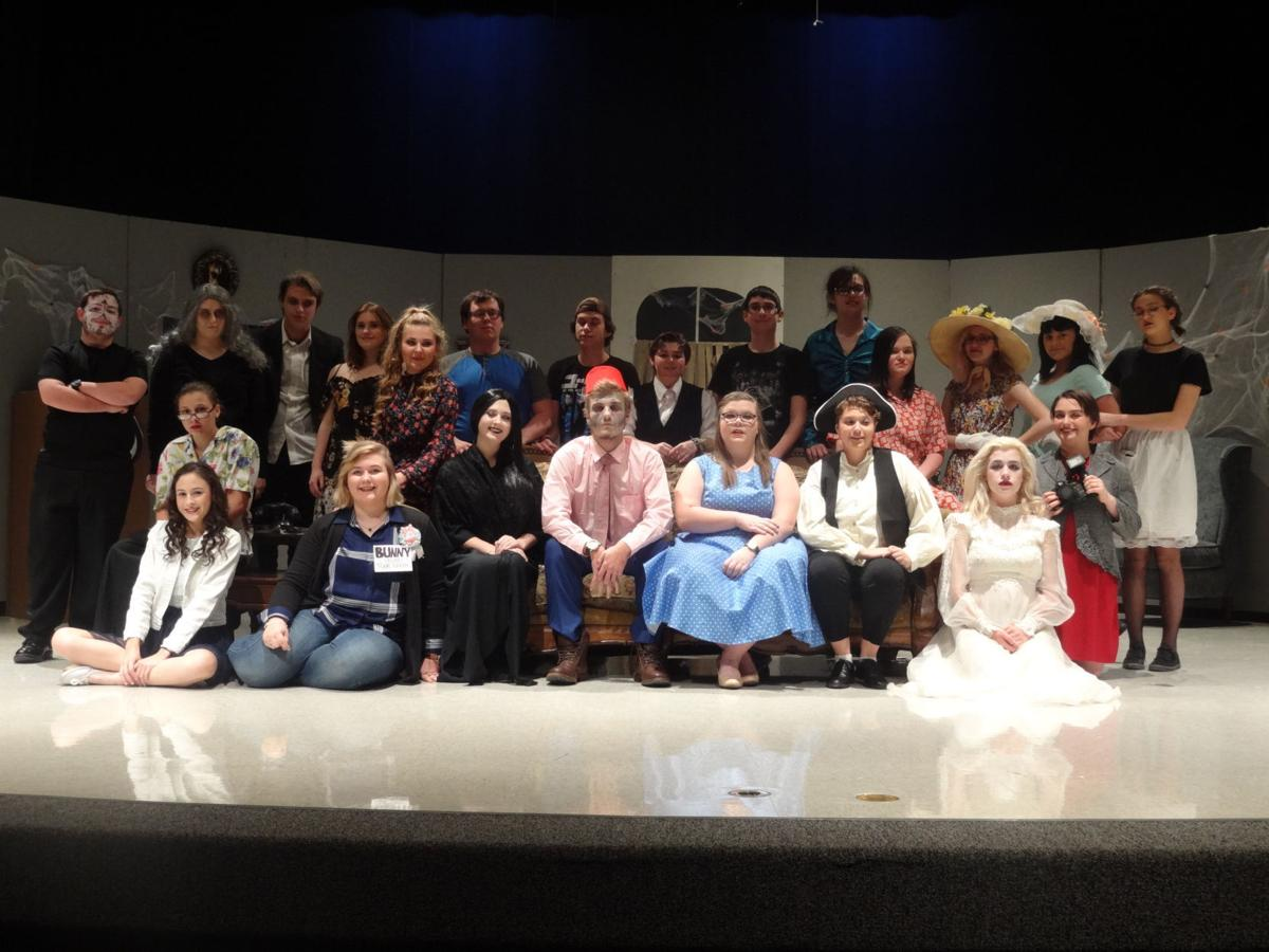 North County Drama Club performs this weekend