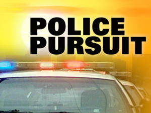 Man in custody after ATV pursuit