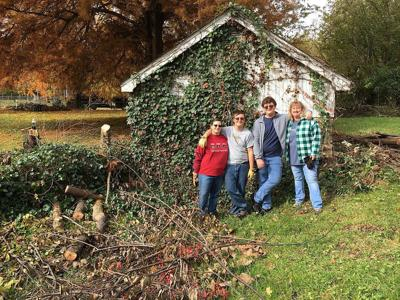 Historic spring house becomes community preservation project