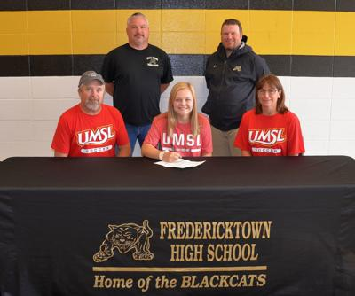 Parson Signs With UMSL Soccer