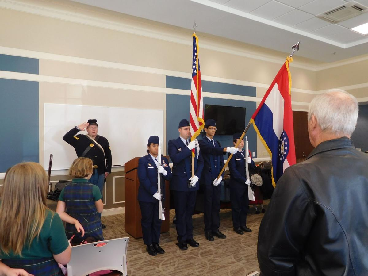 'Salute to Veterans' open at Farmington Public Library