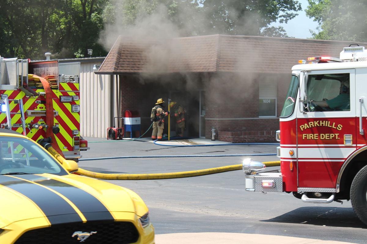 American Legion overcomes fire