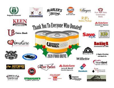 UniTec holds successful food drive