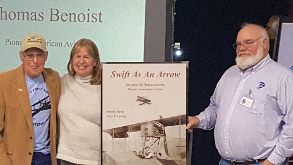 Area aviator subject of book daily journal news local aviator subject of book sciox Images