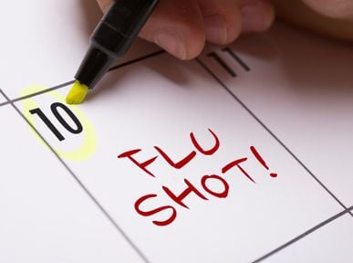 Health center gears up for flu