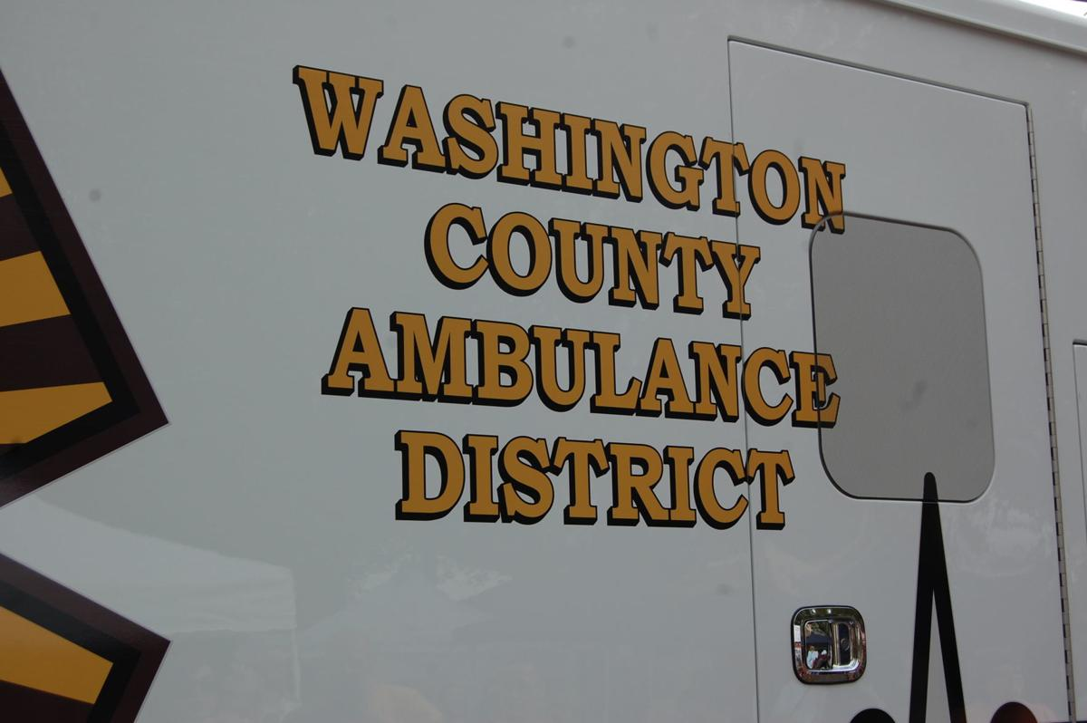 Several injured in area accidents
