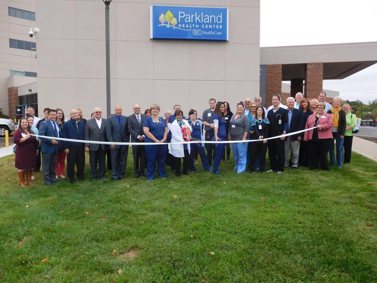 Ceremony marks expansion of emergency department