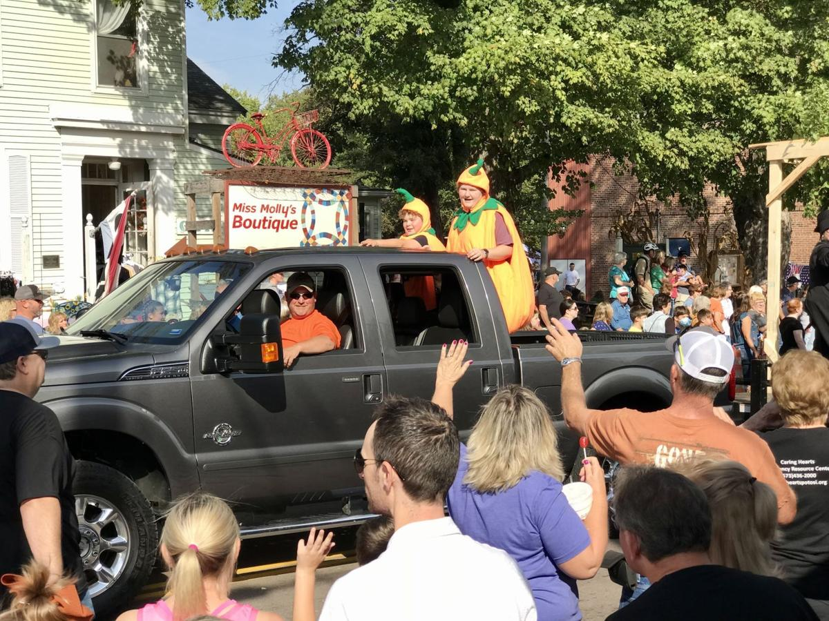 Caledonia puts another Pumpkin Fest on the books