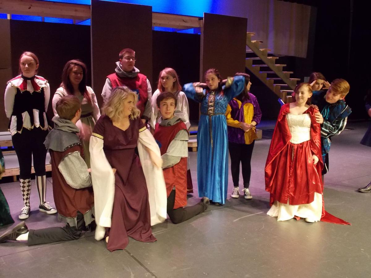 FHS Theater to perform 'Once Upon a Mattress'