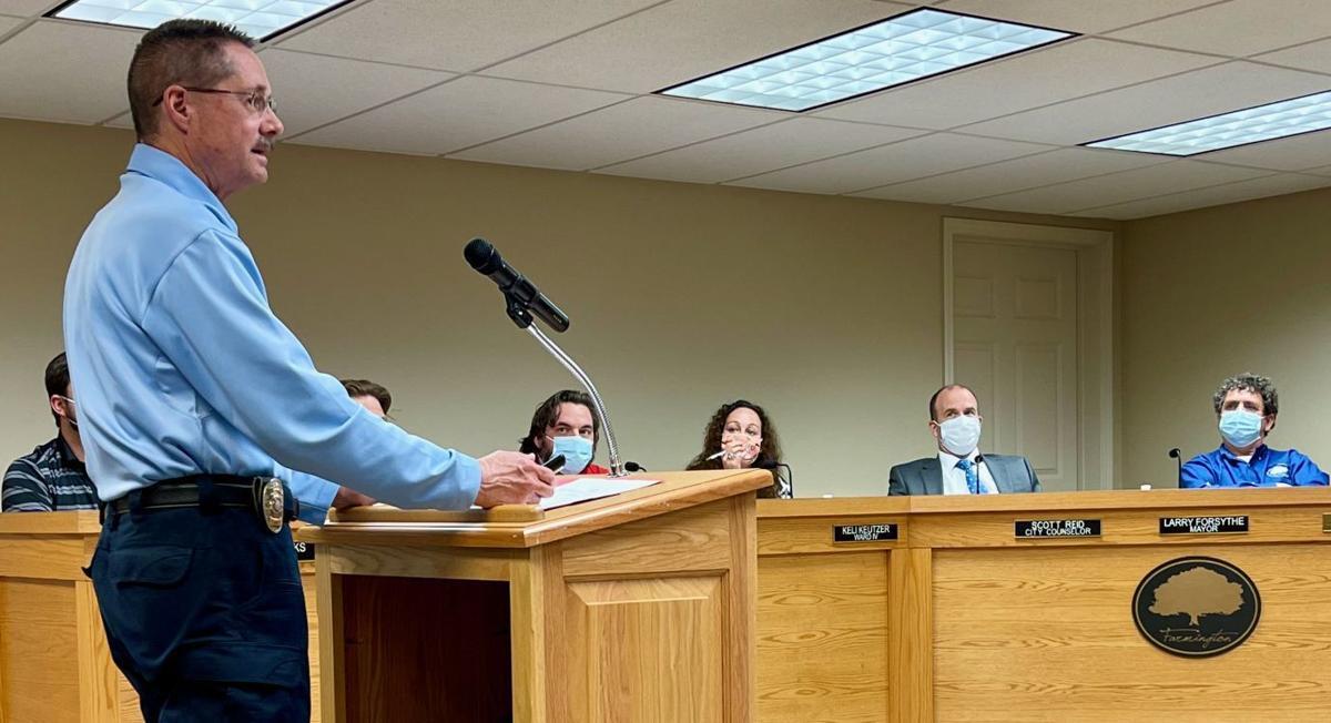 Farmington City Council hears 2020 crime report