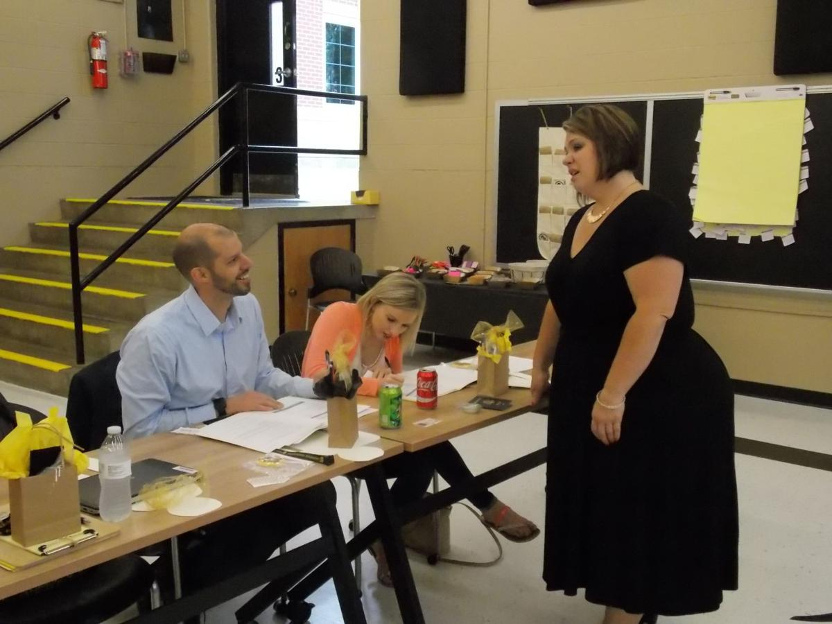 Farmington School District welcomes new teachers