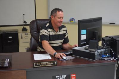 Sparks to lead Farmington Junior ROTC