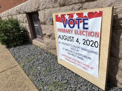 Aug. 4 voting location