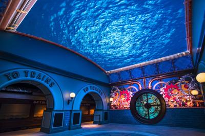 Eels, Goblins, Elves: All up ahead at Union Station
