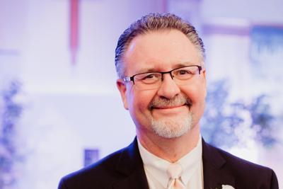 Pastor Tim Richards Mug