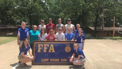 FFA State Leadership
