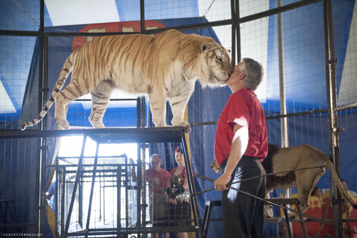 Old-fashioned big top circus coming to Farmington