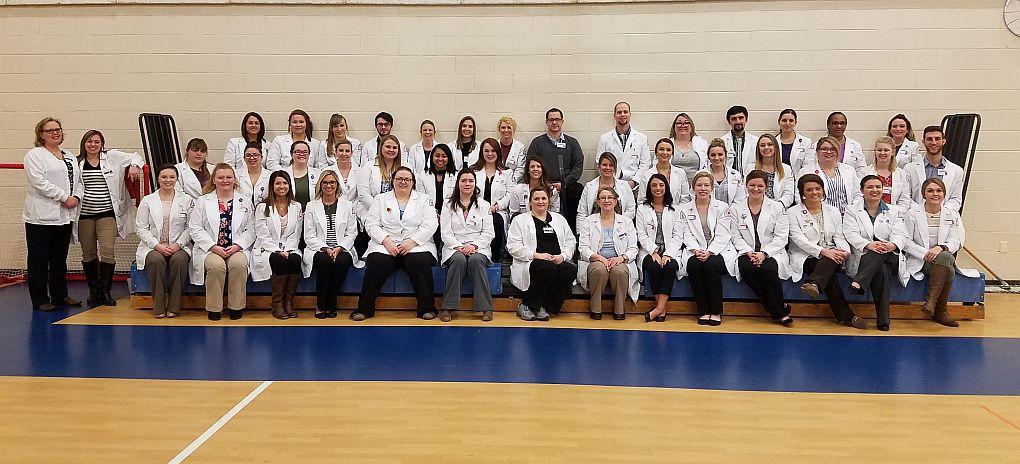 MAC nursing students hosts screenings