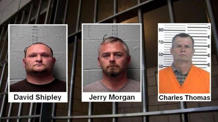 Three ERDCC corrections officers charged with abuse | Crime