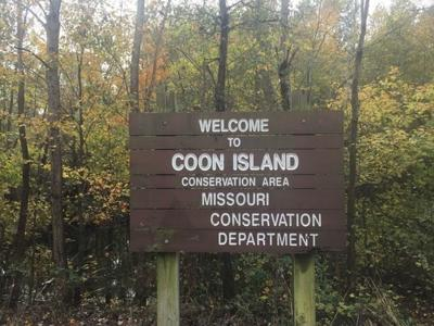 Coon Island CA
