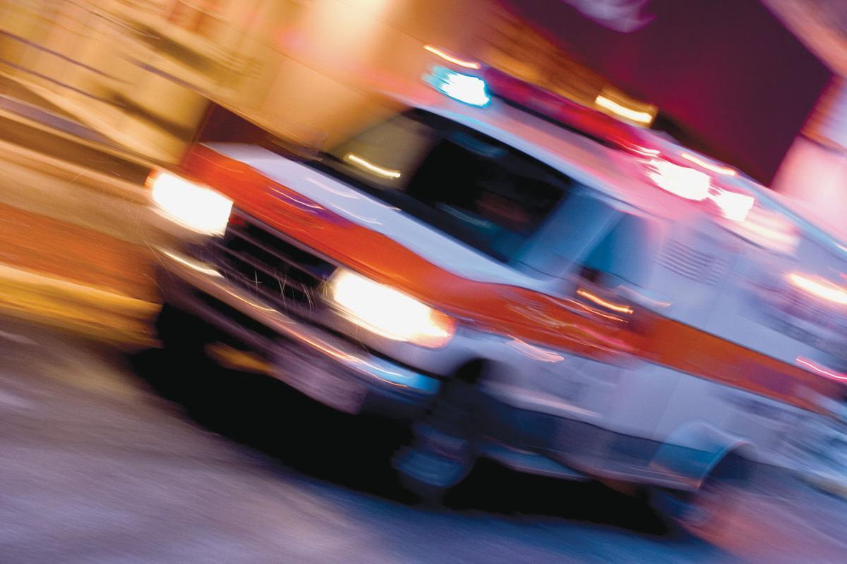 AmbulanceInMotion