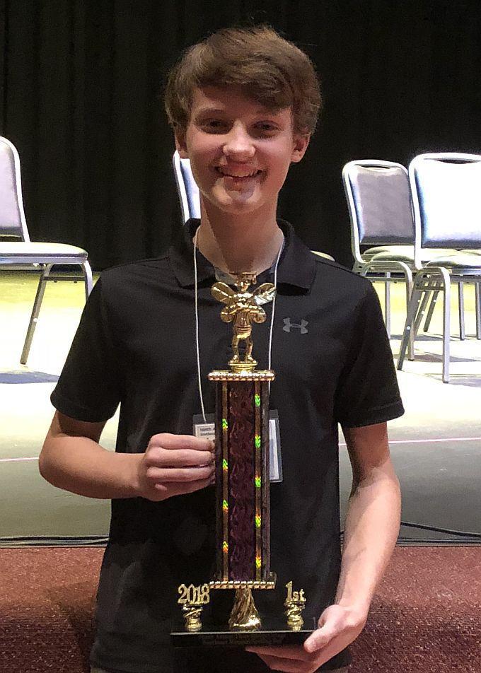 Armes wins return trip for National Spelling Bee
