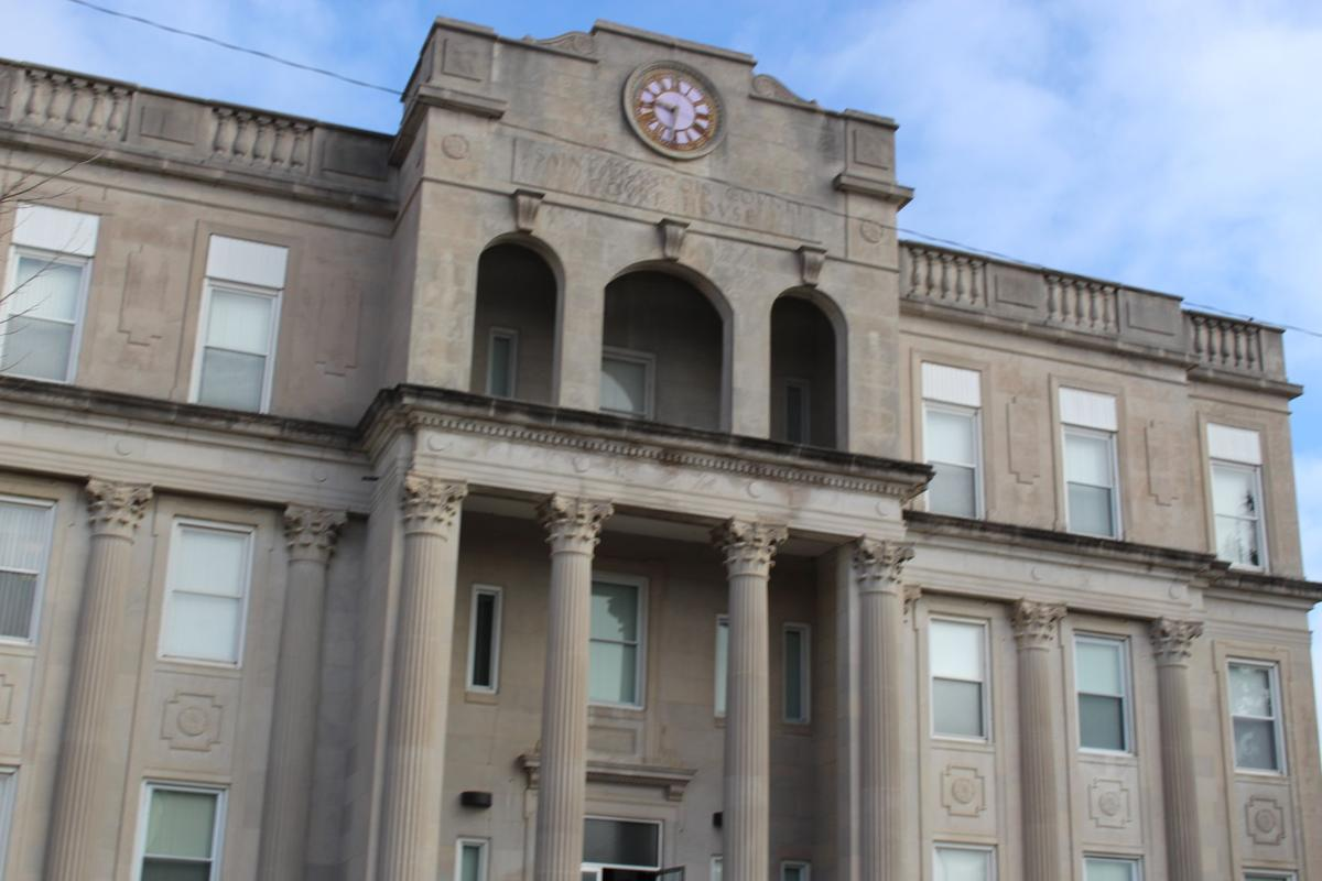 Courthouse repairs begin soon